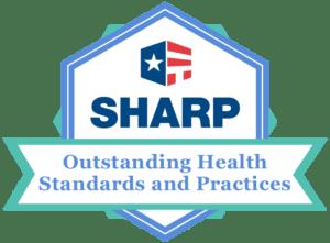 SHARP Certification Logo